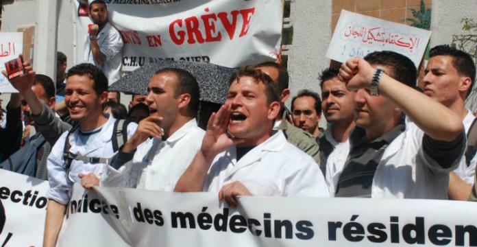 Les médecins résidents durcissent leur mouvement — Algérie