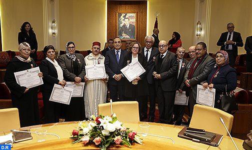 Le président de l'Assemblée nationale française en visite de travail au Maroc