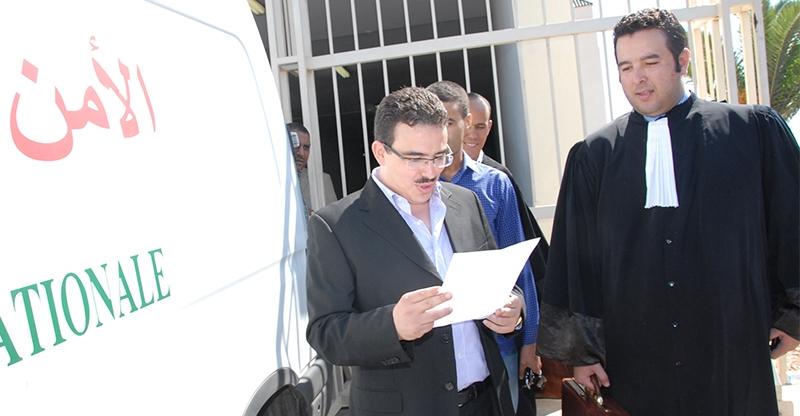 Le journaliste Taoufik Bouachrine arrêté par la police — Maroc