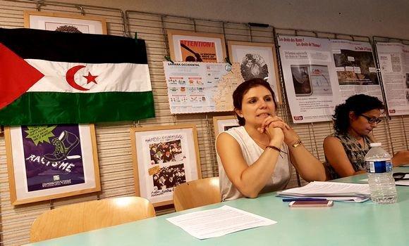 Expulsion de deux avocates françaises des prisonniers sahraouis — Maroc