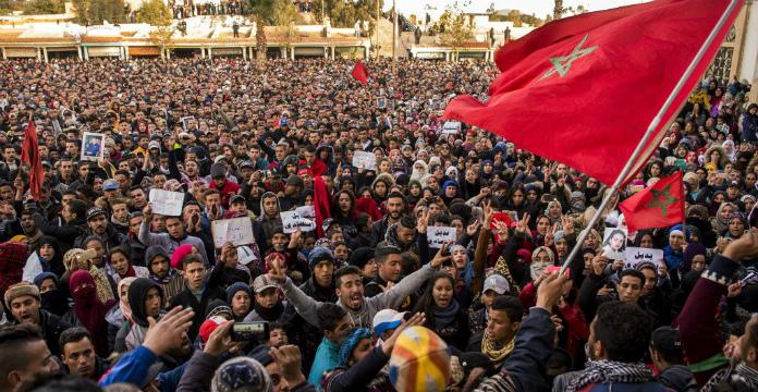 Affrontements entre forces de l'ordre et manifestants à Jerada (Vidéos) — Maroc