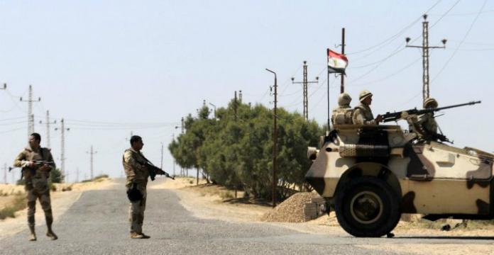 10 extrémistes éliminés au Sinaï — Egypte