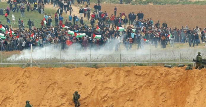 Un autre Palestinien tombe en martyr sous les balles israéliennes — Gaza