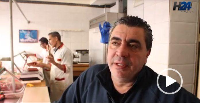 Video Dans Les Coulisses D Une Boucherie Casher A Casablanca H24info