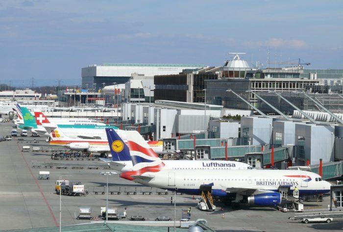 Suisse : l'aéroport de Genève fermé en raison de la neige