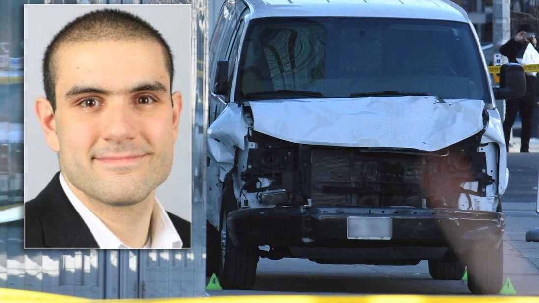Camionnette folle à Toronto : plusieurs morts, selon les médias locaux