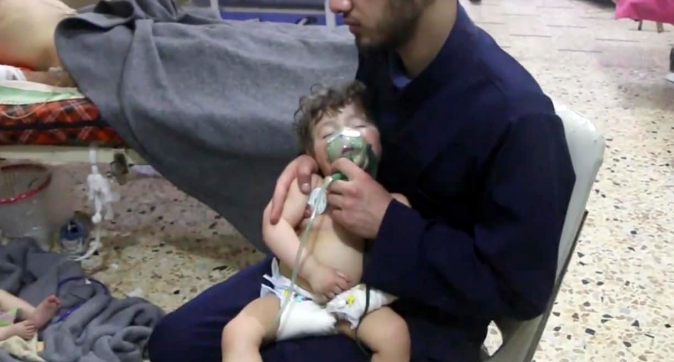 La stratégie des armes chimiques — Syrie
