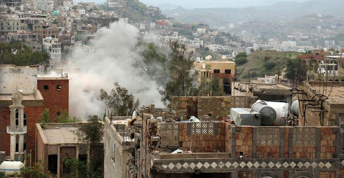 Des raids aériens font au moins 20 morts lors d'un mariage — Yémen