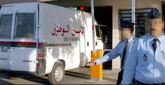 Casablanca Un Officier De Police En Garde A Vue Pour Detournement D