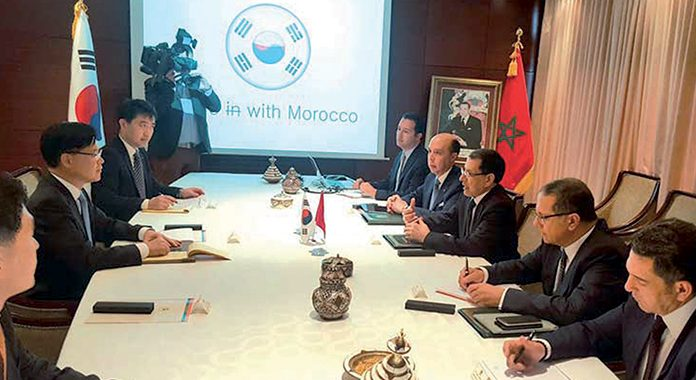 5 milliards de dirhams bientôt débloqués pour soutenir les investissements sud-coréens au Maroc