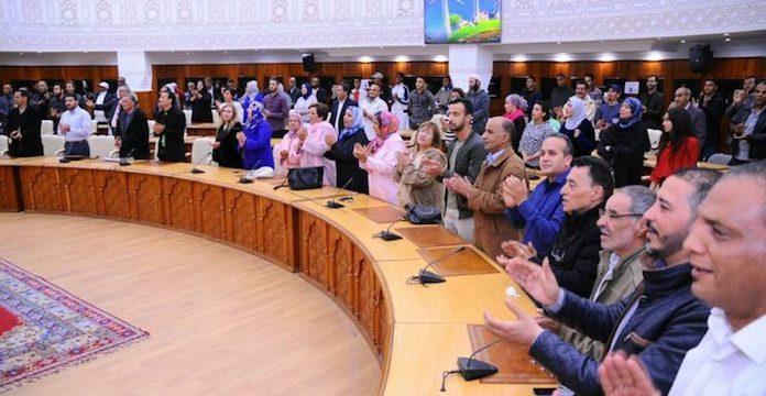 Election des membres du bureau politique du pps h24info