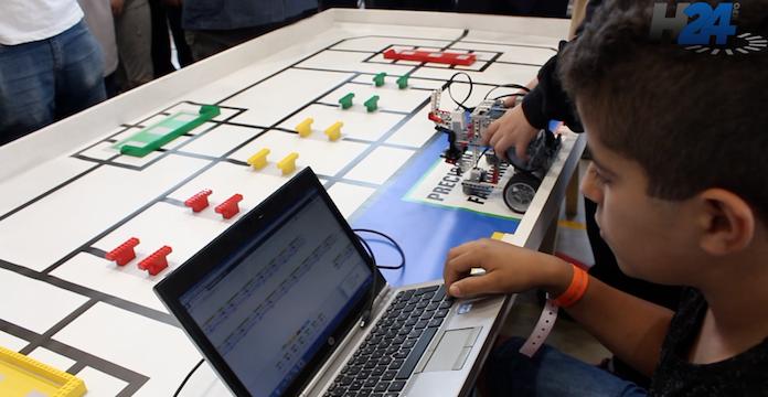 Vidéo. Le Maroc accueille ses premières olympiades de robotique