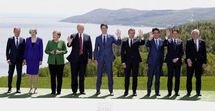 G7: ce qu'il faut retenir du discours de Donald Trump