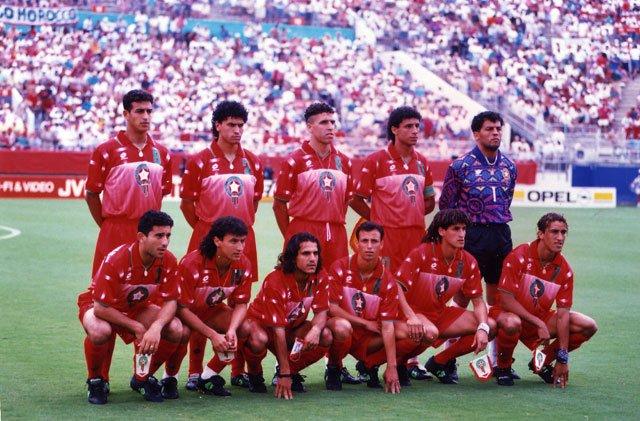 Mondial j 9 quel est le club marocain le plus repr sent au mondial h24info - Maroc coupe du monde 1998 ...
