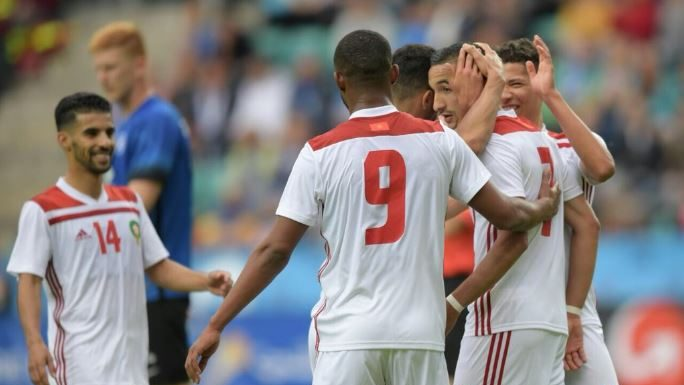 Vidéo. Mondial: le Maroc termine sa préparation avec une victoire face à l'Estonie