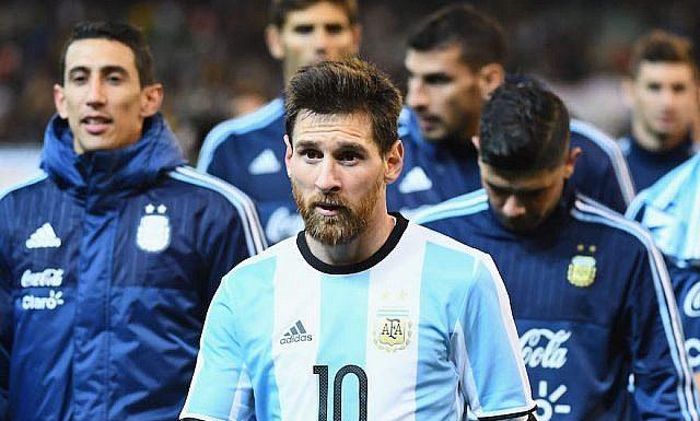 Pour Messi, l'Argentine annule son dernier match de préparation contre Israël