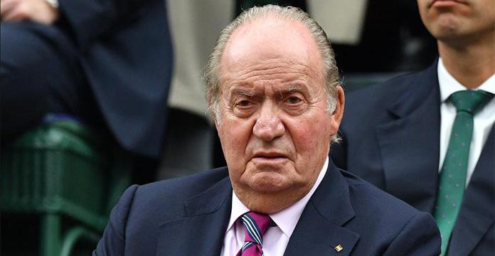 Spanish King Juan Carlos Attends Several Audiences - Zimbio  |Juan Carlos