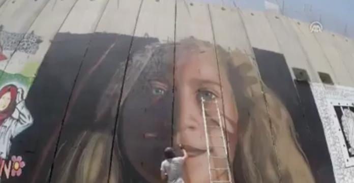 Libération d'une jeune Palestinienne détenue pour avoir giflé des soldats israéliens