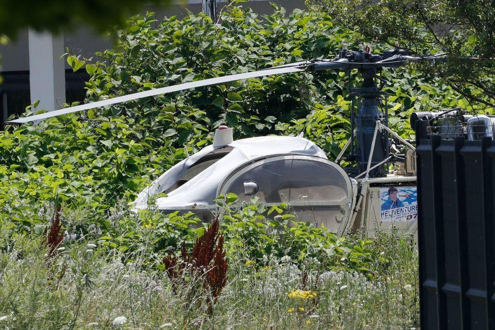 Une voiture utilisée par Faïd retrouvée calcinée