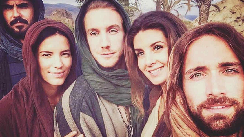 Ouarzazate houses the filming of a Brazilian telenovela that