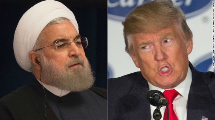 La guerre des mots s'envenime entre Donald Trump et l'Iran