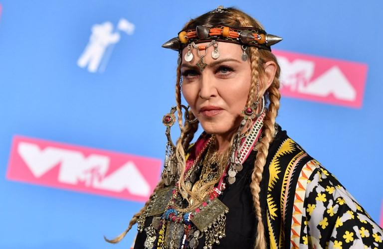 Diapo Madonna Se Rend Au VMA En Caftan Amazigh Et Suscite La
