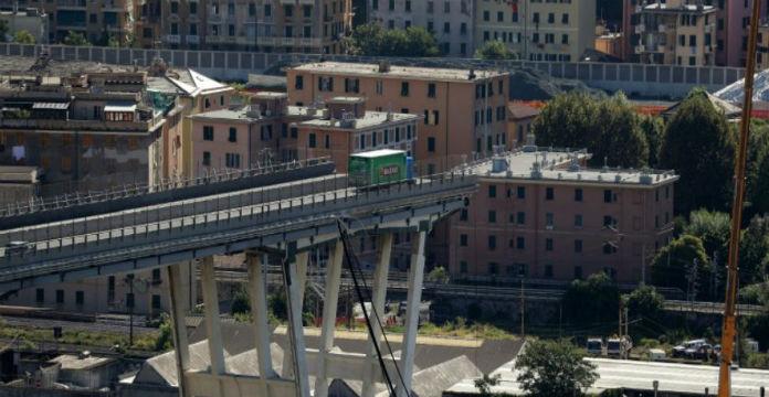 Gênes : Matteo Salvini accuse l'Europe après l'effondrement du viaduc