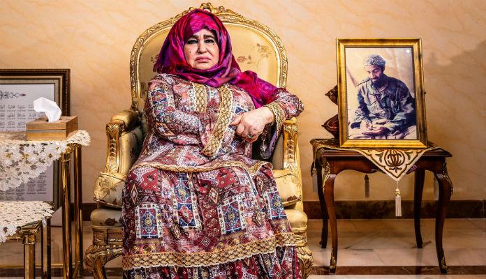 La mère d'Oussama Ben Laden brise le silence