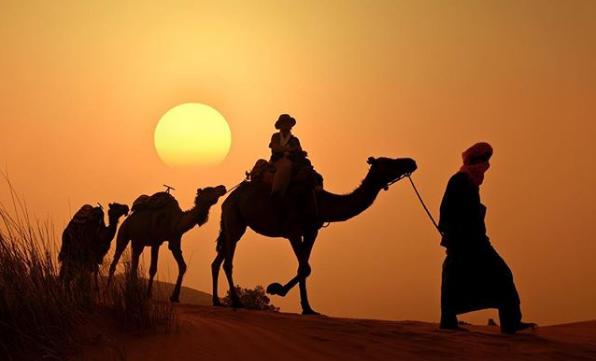 Les Plus Beaux Couchers De Soleil Au Maroc Repérés Sur