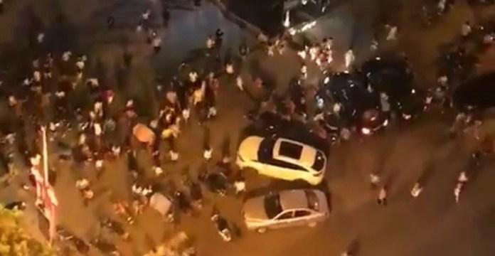Vidéos. Chine: un conducteur fonce dans la foule, au moins 9 morts