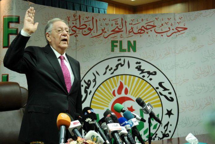 FLN Ould Abbes démissionne de son poste