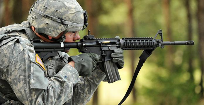 Le Maroc s'équipe en fusils d'assaut Colt M4 et M4A1 | H24info