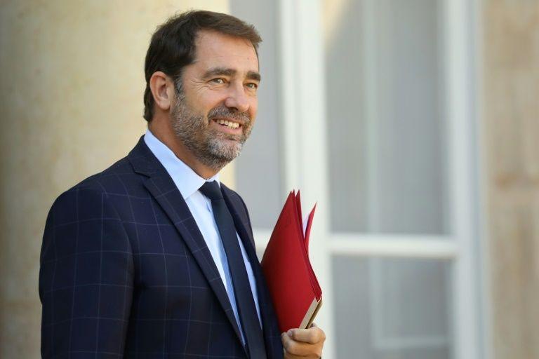 France castaner nomm ministre de l 39 int rieur dans le - Cabinet du ministre de l interieur ...
