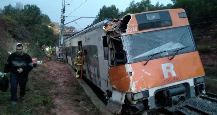 Espagne: un mort et six blessés dans le déraillement d'un train