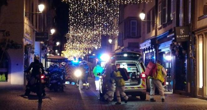 Attentat de Strasbourg : importante opération policière dans le quartier du Neudorf