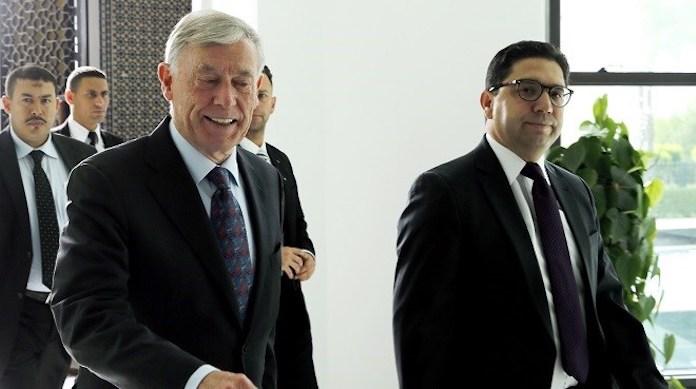 Les premiers échanges maroco-algériens directs débutent à Genève — Sahara