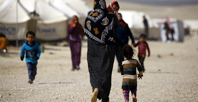 Six enfants de djihadistes belges en Syrie devraient être rapatriés