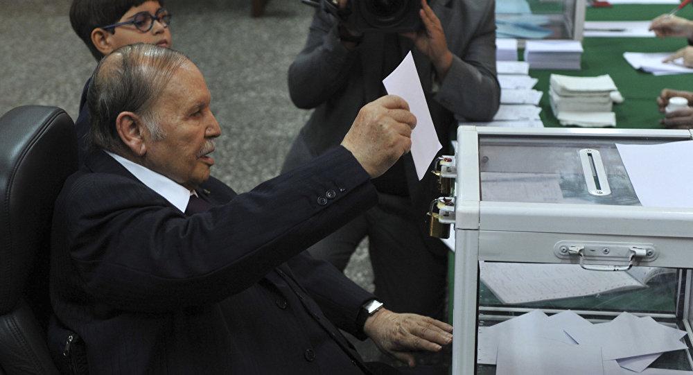 L'Algérie annonce la date de la présidentielle