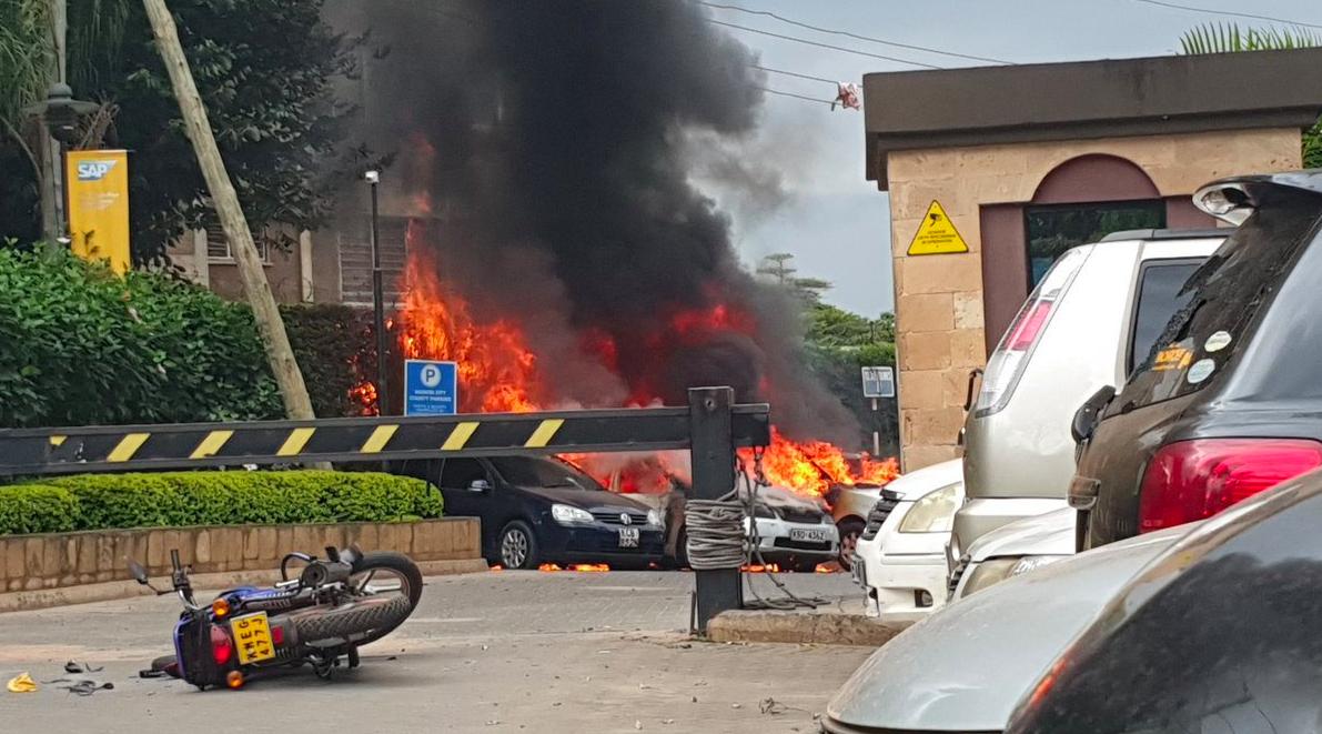 L'attaque de Nairobi revendiquée par les islamistes radicaux shebab — Kenya