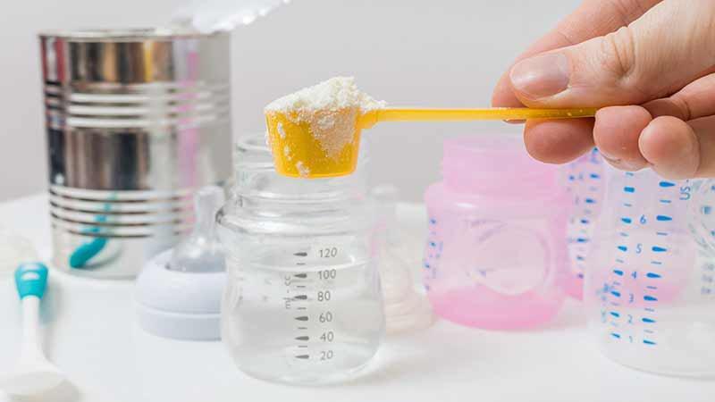Les laits pour bébés Modillac retirés pour suspicion d'infection | H24info