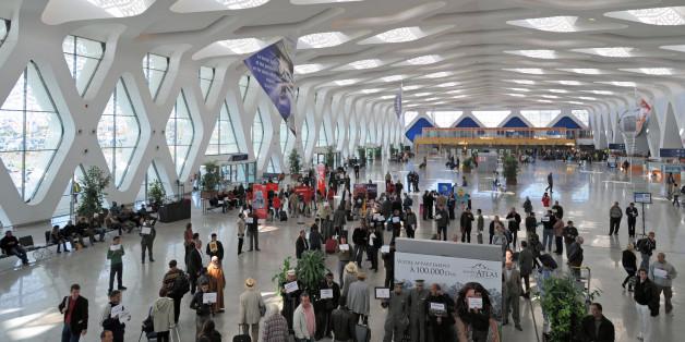 Aeroport Marrakech Menara Un Trafic Passagers Record En 2018