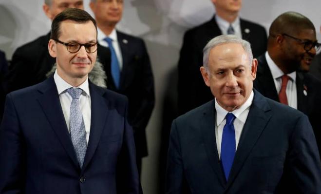 La Pologne renonce à une réunion du groupe de Visegrad en Israël