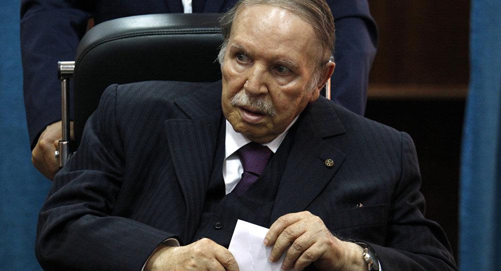 Le président Bouteflika va démissionner avant le 28 avril — Algérie