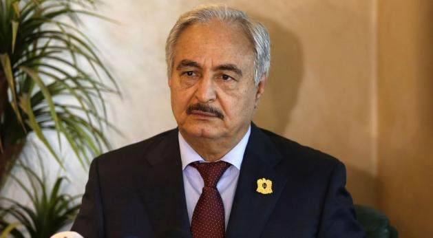 Libye: Trump s'est entretenu au téléphone avec le maréchal Haftar