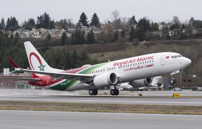 سرقة طائرة مغربية بمطار لايغوس النيجيري