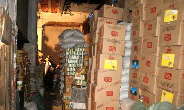 ONSSA: saisie et destruction de 830 tonnes de produits alimentaires
