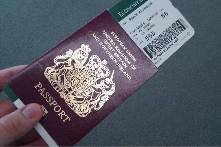 Sans De Mention Des Passeports L'ueMalgré L'impasse Britanniques v80OymnPNw
