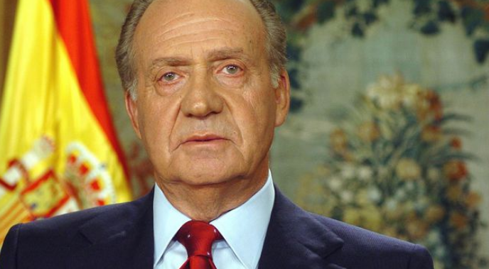 Spain's former King Juan Carlos makes rare appearance ...  |Juan Carlos