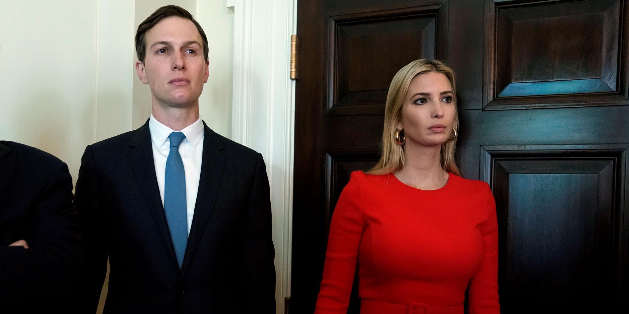 Jared Kushner, gendre et conseiller de Trump en visite au Maroc