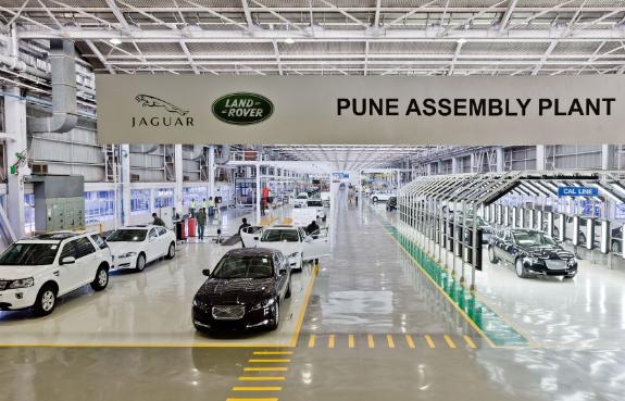 Jaguar Land Rover va fabriquer des véhicules électriques au ...